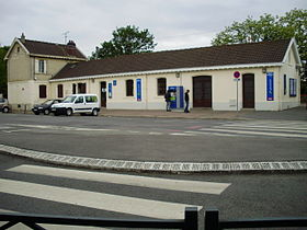 Image illustrative de l'article Gare de Bessancourt