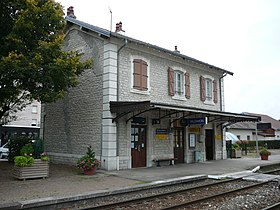 Image illustrative de l'article Gare du Valdahon