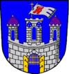 Coat of arms of Garca/Rīgene