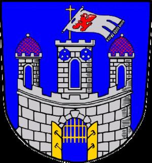 Garz (Rügen) - Image: Garz Wappen
