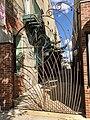 Gate, Elm Street, Greensboro, NC (48992685658).jpg