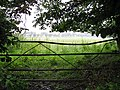 Gateway near Lower House - geograph.org.uk - 506892.jpg