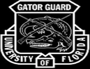 Gator Guard Drill Team - Image: Gator guard crest black v 2