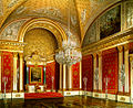 Gau Peter the Great (Small Throne) Room 1863.jpg