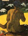 Gauguin - Frau am Ufer - 1892.jpg