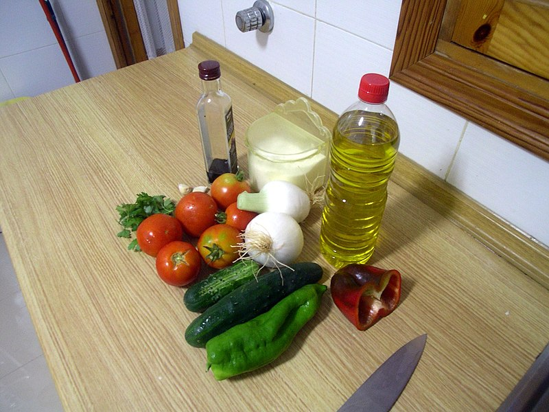 File:Gazpacho ingredients.jpg