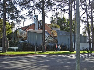 Gehry Residence - View of Gehry Residence