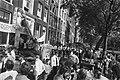 Gekraakte panden aan Amsterdamse Herengracht, door politie ontruimd, overzicht o, Bestanddeelnr 928-7434.jpg