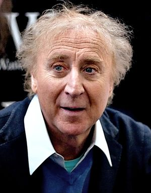 Gene Wilder - Wilder at a book signing in 2007