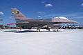 General Dynamics F-16A Fighting Falcon 78-0025 Block 5 GMB RSideLow TICO 16March2014 (14662319771).jpg