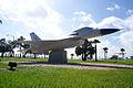 General Dynamics F-16A Fighting Falcon 81-0721 Block 15 BelowRSideFront MacDill Air Park 24July2010 (14627368561).jpg