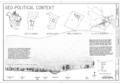 Geo-Politcal Context - Marsh-Billings-Rockefeller National Historical Park, 54 Elm Street, Woodstock, Windsor County, VT HALS VT-1 (sheet 3 of 19).png