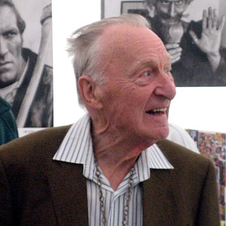 Geoffrey Bayldon - Geoffrey Bayldon in 2009