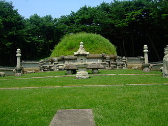 Royal Tombs of the Joseon Dynasty - Geonwolleung