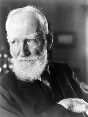 Back to Methuselah - Image: George Bernard Shaw 1934 12 06