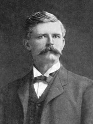 Texas's 9th congressional district - Image: George Farmer Burgess