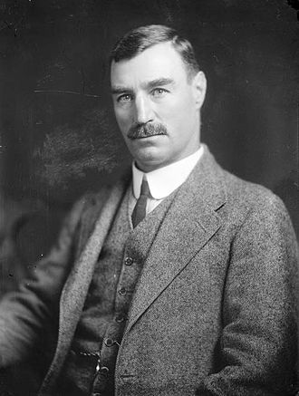George Forbes (New Zealand politician) - Forbes in 1914.
