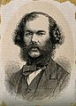 George Henry Lewes. Woodcut by (S. T.), 1878, after Elliott Wellcome V0003536.jpg