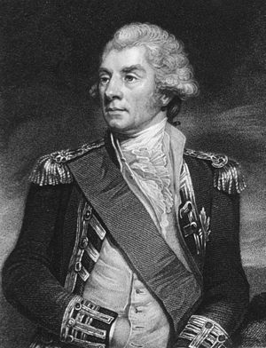 Raid on Boulogne - Admiral Lord Keith had overall responsibility for the British naval forces during the raid