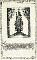 Georgenberg, Athos Georgianus 1652, St. George humerus ostensory