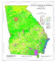 Georgia Landuse Map