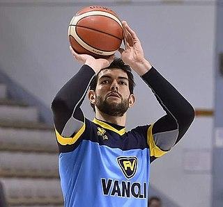 Giampaolo Ricci Italian basketball player