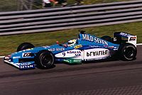 Giancarlo Fisichella 1999 Canada.jpg