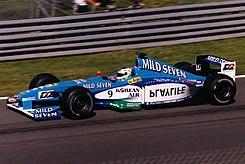 Benetton Formula 1 YIoJpy