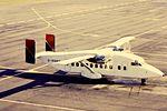 Gill Air SH 330 G-RNMO at NCL (16135213445).jpg