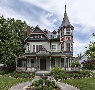 National Register of Historic Places listings in Wicomico County, Maryland - Image: Gillis Grier House MD1