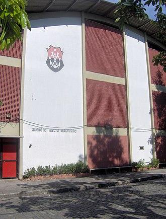 Flamengo Basketball - Hélio Maurício Gym.
