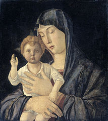 Madonna and child SK-A-3379