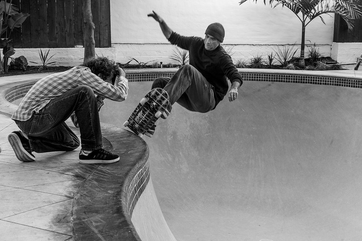 Who Created Skateboarding Lance Mountain  Wikipedia