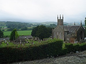 Glencairn, Dumfries and Galloway - Image: Glencairn Parish Church geograph.org.uk 698578