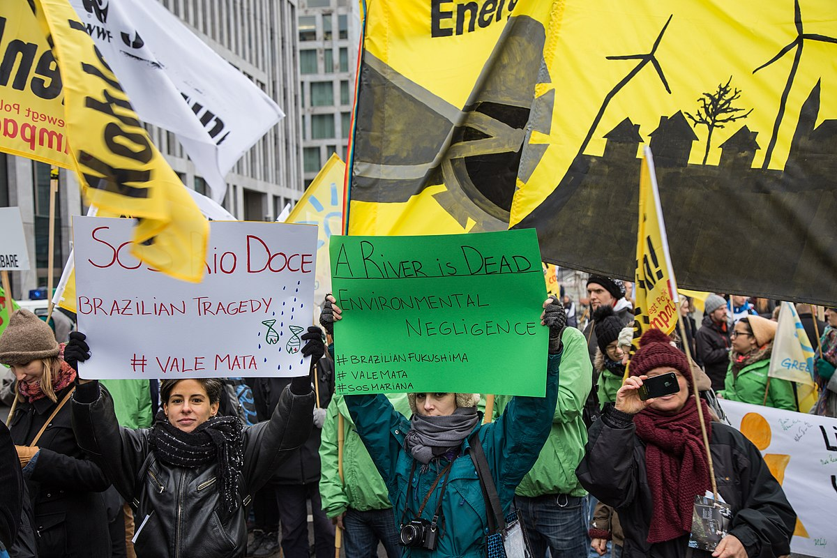 Climate March Berlin