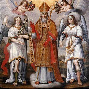 Deodatus of Nevers - The Glorification of Deodatus