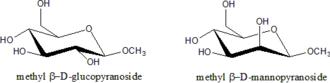 Monosaccharide nomenclature - Image: Glucosaide eg