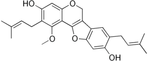 Glycyrrhizol - Image: Glycyrrhizol A