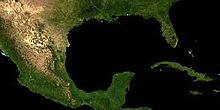 美国墨西哥湾沿岸地区