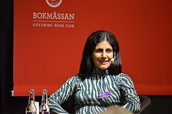 Golnaz Hashemzadeh Bonde Bokmässan Göteborg 2017.jpg