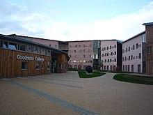 Goodricke College-ricevo - geograph.org.uk - 1553930.jpg