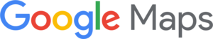 Wordmark of Google Maps