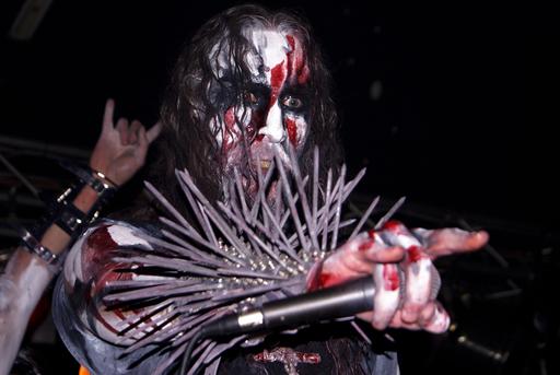 Gorgoroth Gaahl
