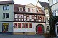 Gotha, Ensemble Altstadt, Fritzelsgasse 1-001.jpg