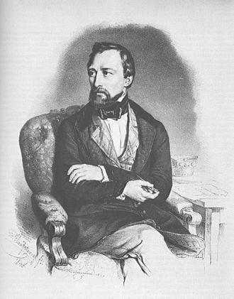 Barmstedt - Gottfried Semper 1848