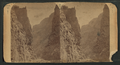 Grand Canyon of the Arkansas, Royal Gorge, by Jackson, William Henry, 1843-1942.png