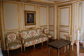 Appartement de la comtesse Du Barry — Wikipédia