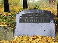 Grave of poznański Family - 01.jpg