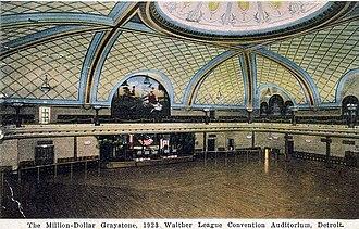 Graystone Ballroom - Image: Graystone Ballroom