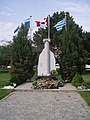 Greek-Canadian Monument in Toronto (photo by Djuradj Vujcic).jpg
